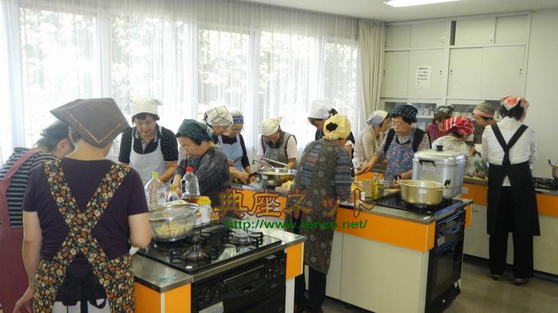 精進料理教室