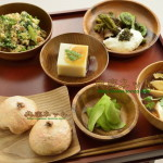 平成28年春彼岸のお供え精進料理膳