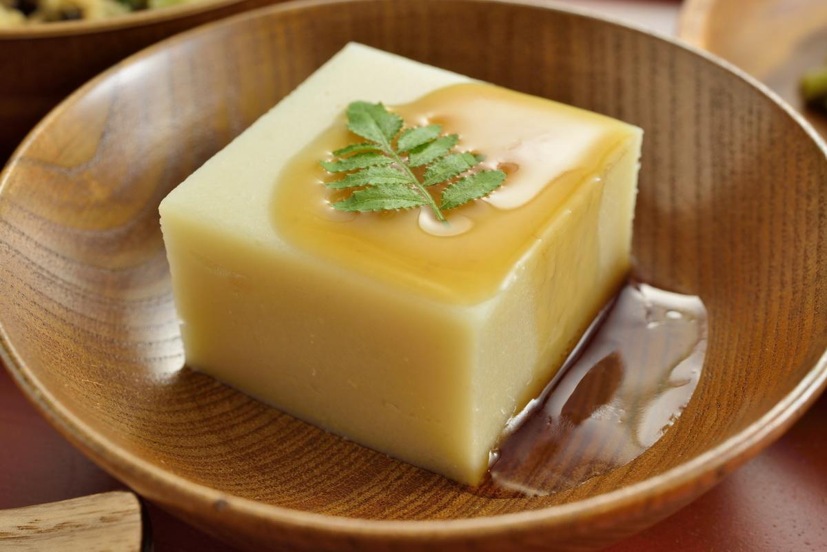 タケノコ豆腐