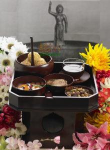 釈尊降誕会・花祭りの祝膳_2500年前お釈迦様時代の料理再現